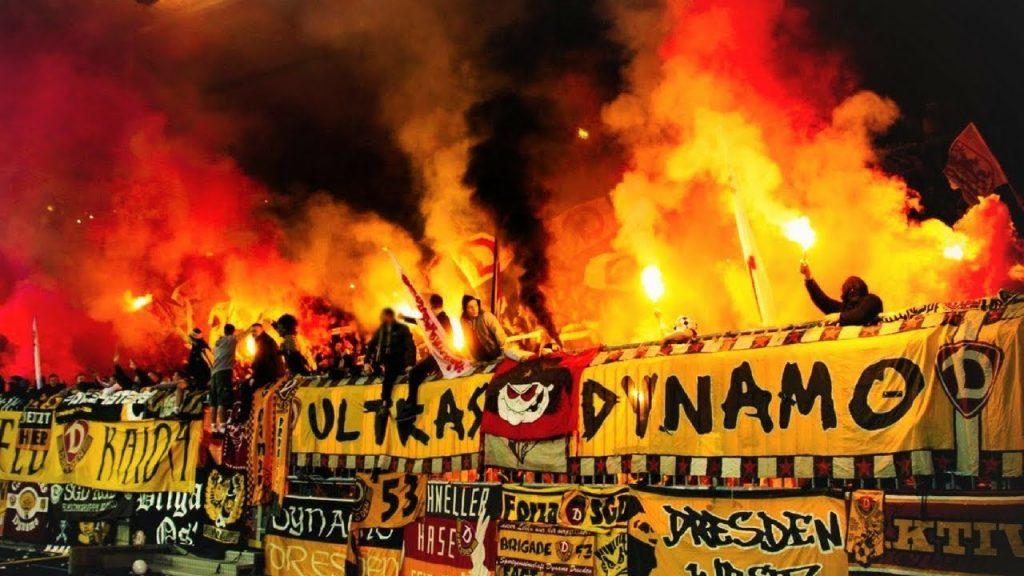 Dresdeno Dynamo sirgaliai.